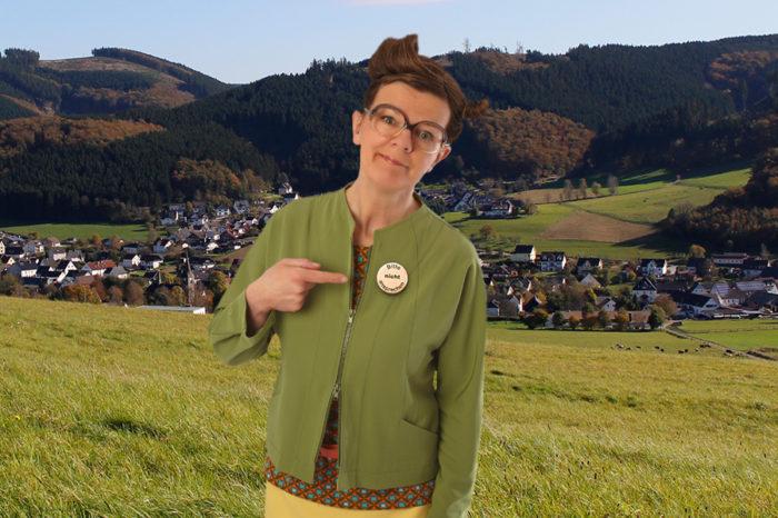 Kult-Sauerländerin Frieda Braun ist Gast in Endorf