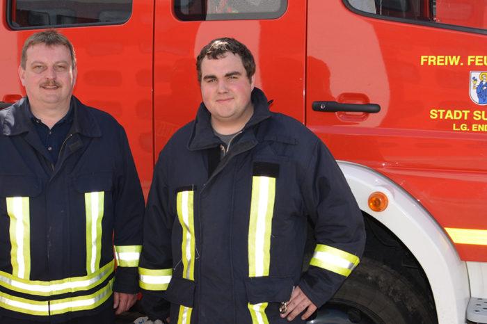 Endorfer Feuerwehrleute erfolgreich in der Ausbildung!