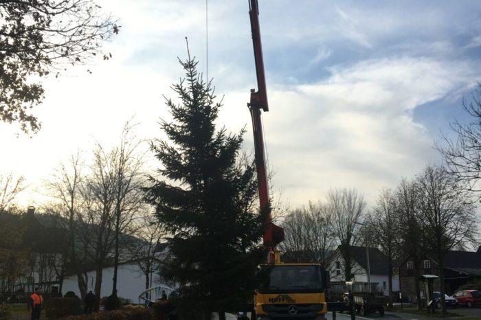 Heimatverein Endorf verbreitet Weihnachtsstimmung