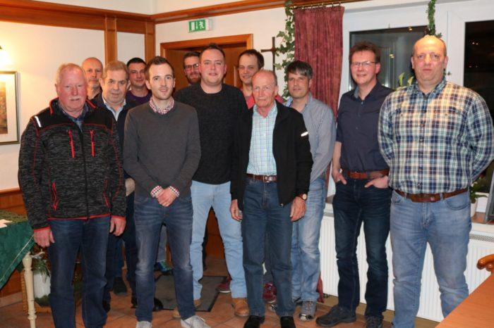 Heimatverein Endorf blickt zufrieden auf das vergangene Jahr zurück