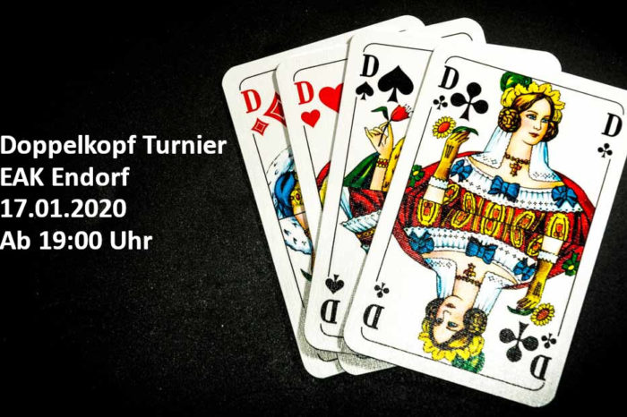 Doppelkopf-Turnier im Strackenhof
