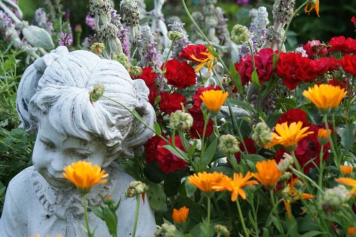 Liebhaber Garten in Endorf  geöffnet