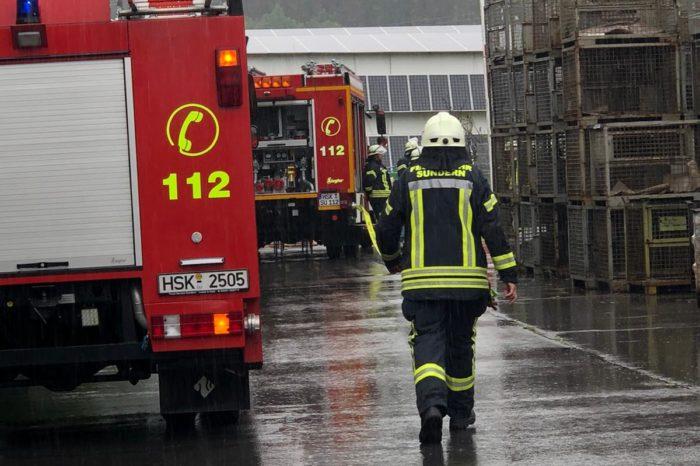 Feuerwehr startet nach Zwangspause mit einem Übungstag