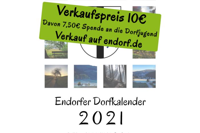 Der Dorfkalender 2021 ist da