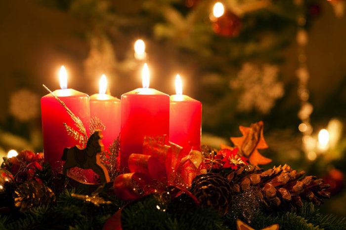 Weihnachtsgrüße der Caritas Konferenz Endorf