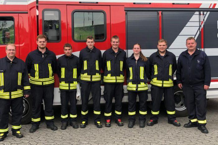 Toller Erfolg für die Endorfer Feuerwehr