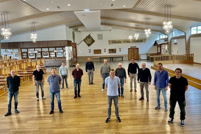 Neue Gesichter im Vorstand des Heimatverein Endorf